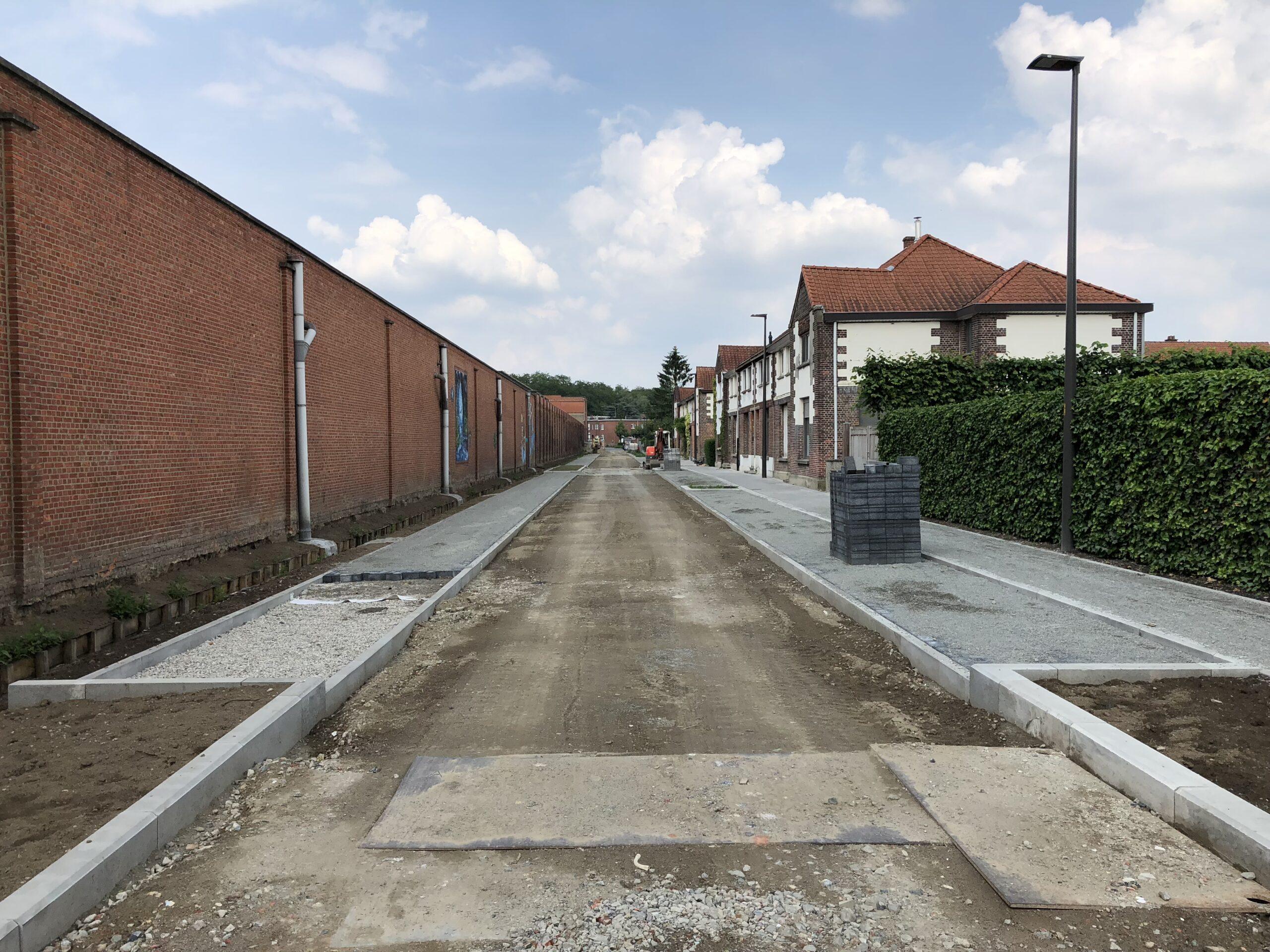 Minervawijk Edegem Mortsel